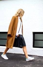 black-leather-knee-skirt-white-turtleneck-sweater-addidas-stan-smith-sneakers-camel-coat-fall-neutrals-via-lacooletchic.tumblr.com_
